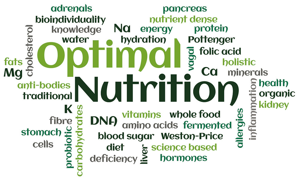 what is optimal nutrition optimal nutrition helping to